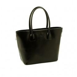 Damska torebka skórzana shopper bag włoska
