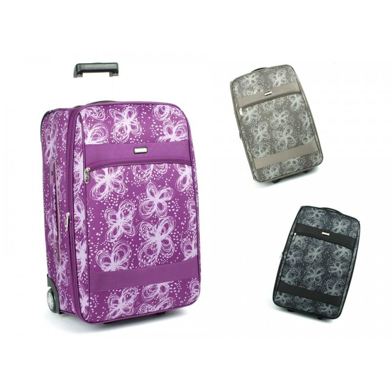 771721310457c Duża walizka na dwóch kółkach Airtex ...