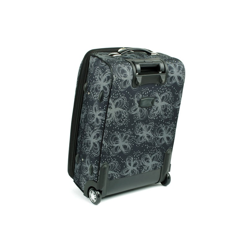 55b079111bb4c ... Duża walizka na dwóch kółkach Airtex ...