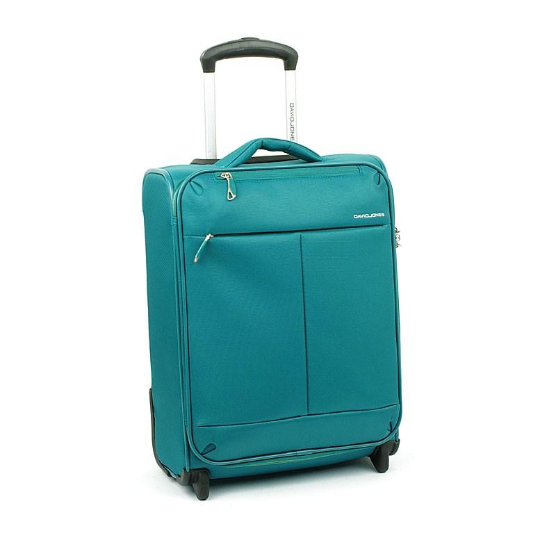 739c418345bb5 ... Mała lekka walizka kabinowa na dwóch kółkach David Jones 5043