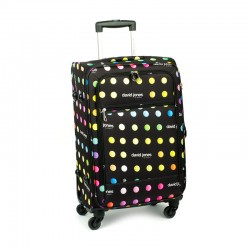 David Jones Duża walizka na czterech kółkach 5017