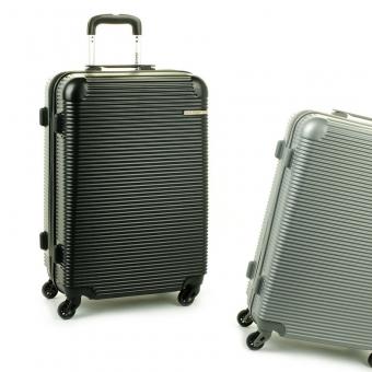 1013 David Jones Średnie walizki podróżne z zamkiem TSA