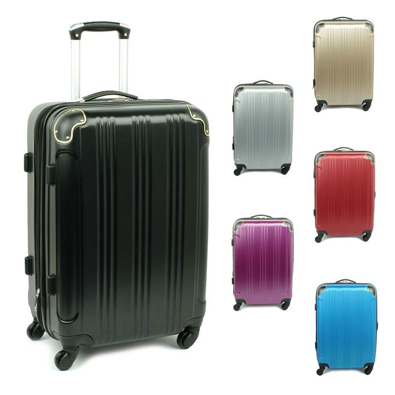 40106 Średnie walizki podróżne na kółkach ABS - Madisson