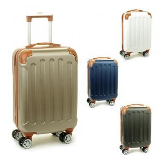 88603 Małe walizki podróżne kabinowe ABS - Madisson