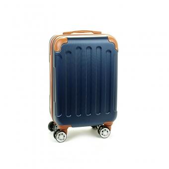 88603 Mała walizka podróżna kabinowa ABS - Madisson granatowa