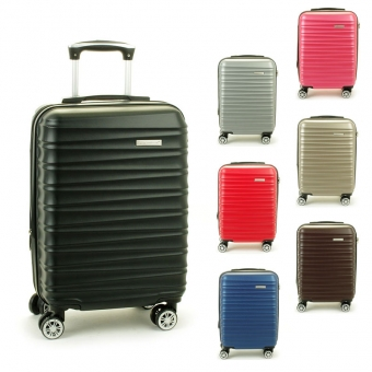 62203 Małe walizki podróżne na 4 kółkach ABS - Madisson