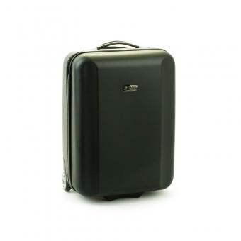 42902 Walizka mała kabinowa na kółkach ABS 30l - Madisson czarna