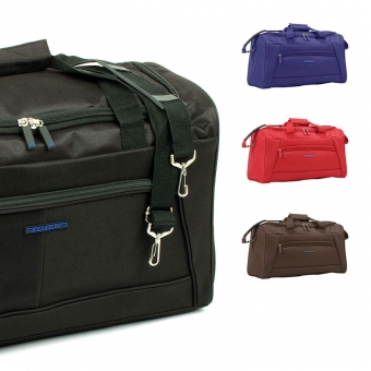51170 Średnie  torby podróżne materiałowe do ręki - Madisson