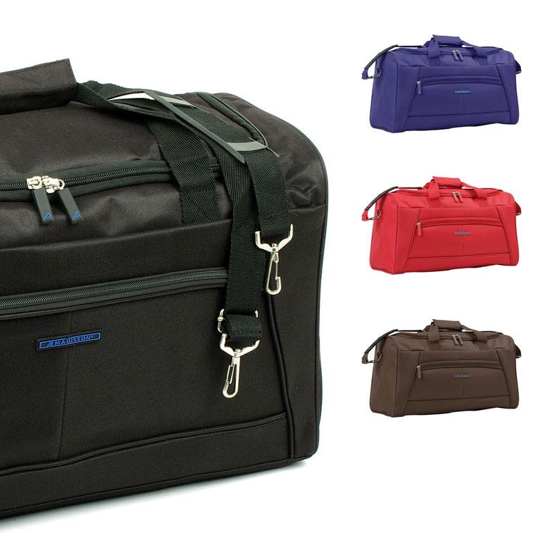 51180 Duże torby podróżne materiałowe do ręki - Madisson
