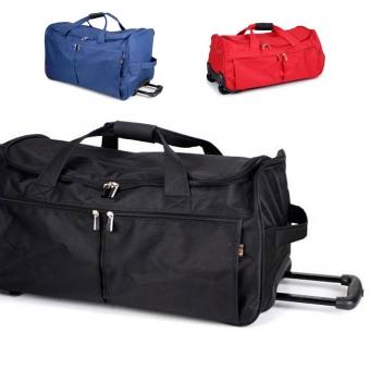 888-2 Duże torby podróżne na kółkach miękkie 120l - David Jones