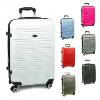 531 Małe walizki podróżne na czterech kółkach ABS - Airtex