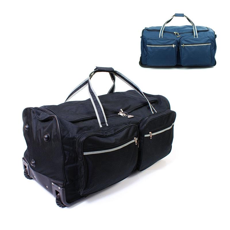 855 Bardzo duże torby podróżne na kółkach miękkie 160 l - Airtex