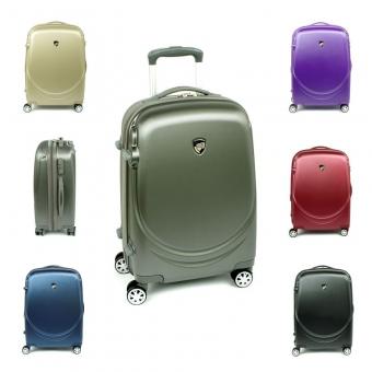 902 Małe walizki podróżne kabinowe z polikarbonu TSA - AIRTEX