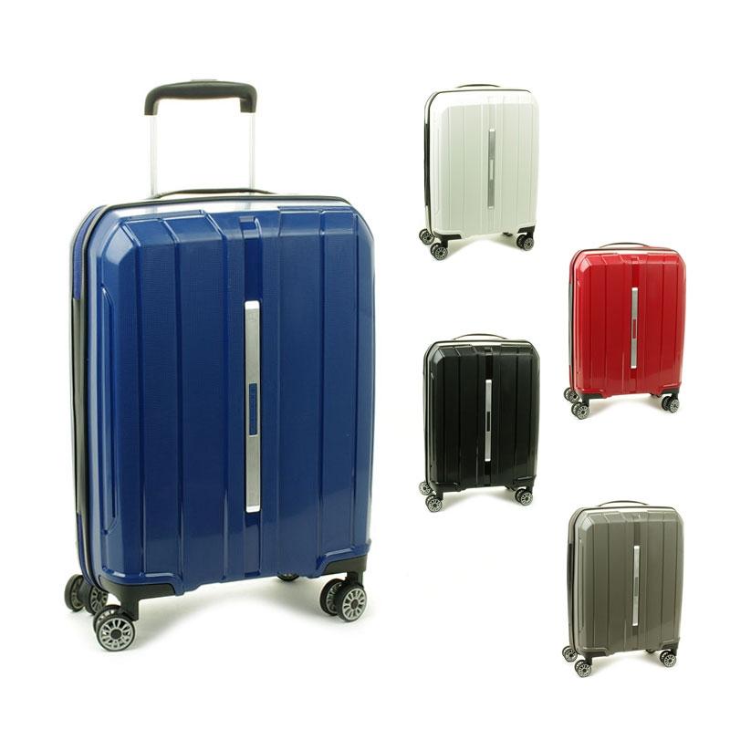 83803 Małe walizki podróżne kabinowe polipropylen TSA - Snowball