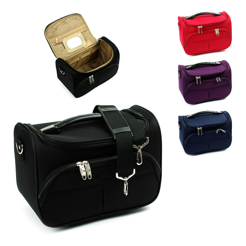 Duże kuferki na kosmetyki, kosmetyczki podróżne - Airtex 2897VA
