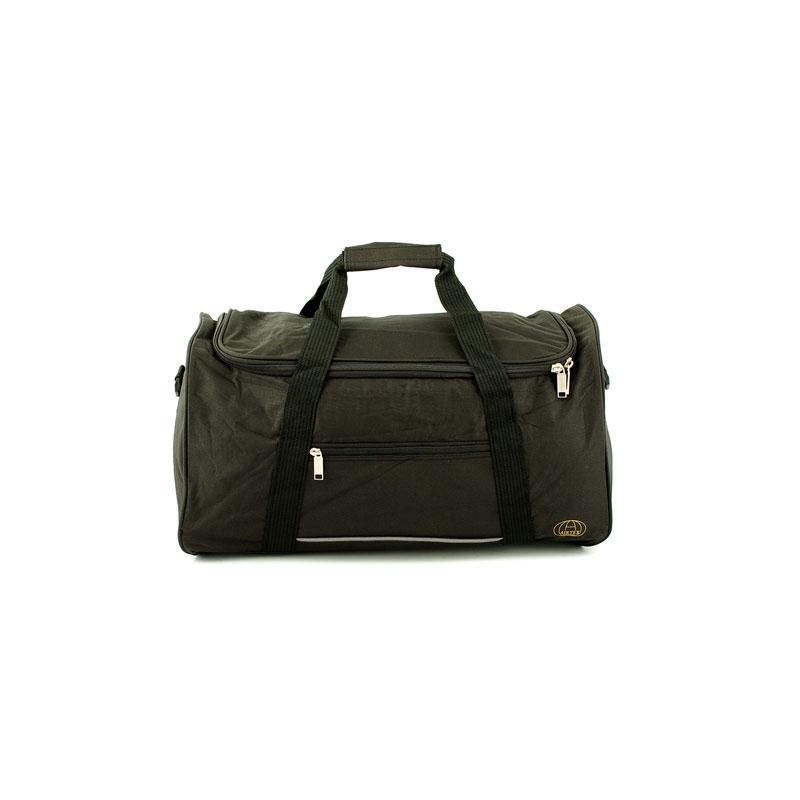 858/65 Średnia torba podróżna z materiału do ręki 70l - Airtex czarna