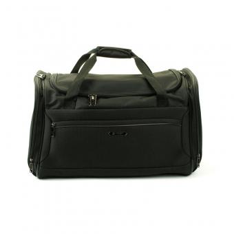 838/60 Torba podróżna do ręki materiałowa premium - Airtex czarna