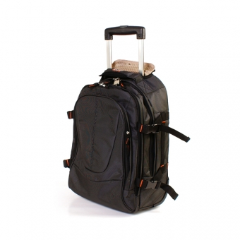 """Plecak turystyczny torba na kółkach z kieszenią na laptop 15,6"""" Airtex"""