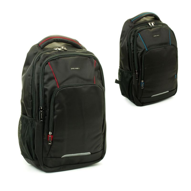 """Plecak biznesowy z kieszenią na laptopa 15"""" - David Jones PC026"""