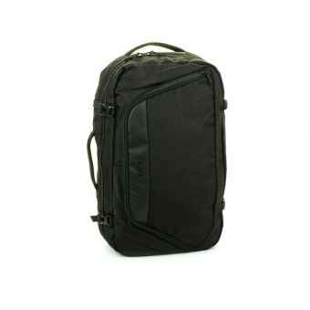 """Plecak torba podróżna z kieszenią na laptopa 15"""" - David Jones PC029 czarny"""