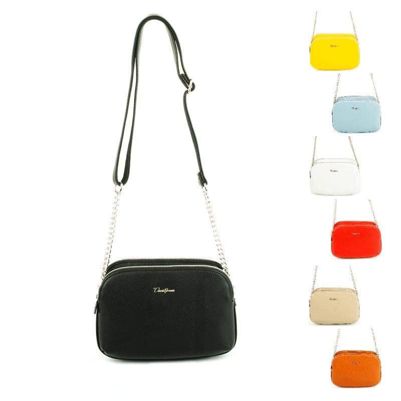 6200-2A Małe damskie torebki listonoszki - David Jones