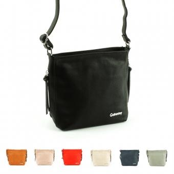 HJ1716 Małe torebki na pasku listonoszki z frędzlami - Gallantry