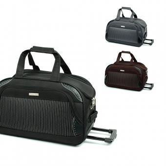 FB6 Duże torby podróżne na kółkach usztywniane 80l - Laurent