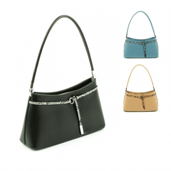 6781 Eleganckie małe damskie torebki do ręki i na ramię - TOM&EVA
