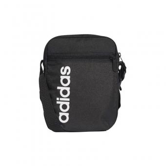 DT4822 Torebka sportowa na długim pasku listonoszka - Adidas czarna