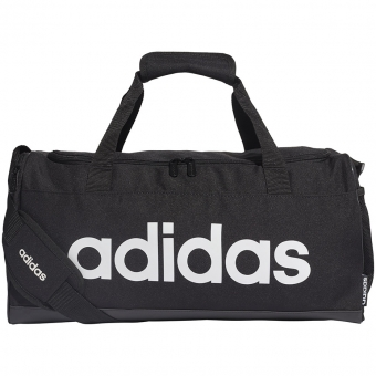 Torba sportowa treningowa damska, męska Adidas Lin Duffle S czarna
