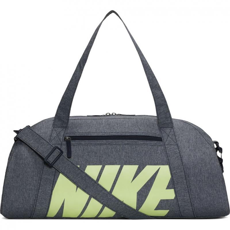 Duża torba sportowa damska na fitness, siłownię, basen Nike Gym Club szara