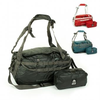 Torba plecak 2w1 podróżna składana z pokrowcem - Granite Gear