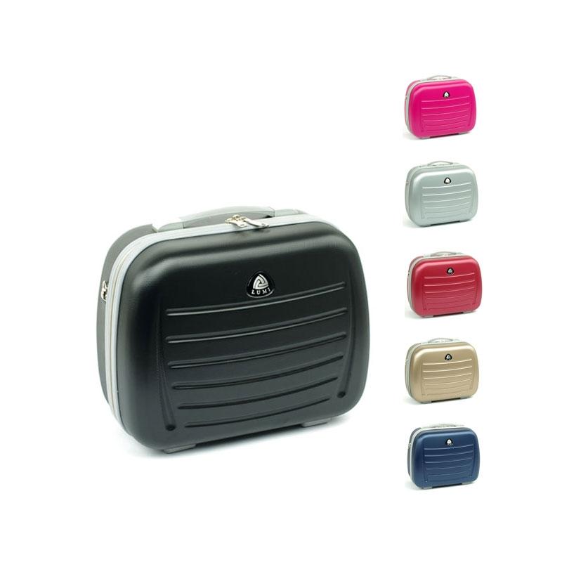 Średnie kuferki na kosmetyki, kosmetyczki podróżne do walizki - ORMI 189
