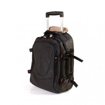 """Plecak turystyczny torba na kółkach z kieszenią na laptop 17"""" Airtex"""