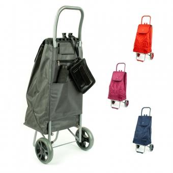 Wózek torba na zakupy na kółkach składana Airtex 036