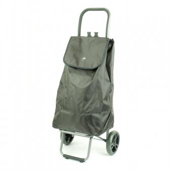 Wózek torba na zakupy na kółkach składana Airtex 036 szara