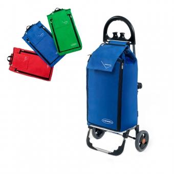 Wózek na zakupy torba na kółkach termiczna składana AURORA AU138
