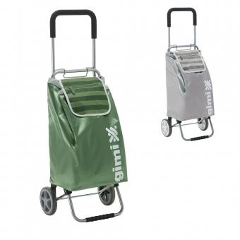 Wózek na zakupy torba na kółkach składana GIMI Flexi