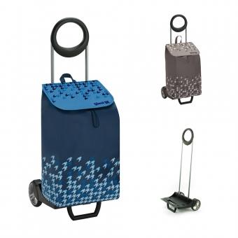 Wózek na zakupy bagażowy torba na kółkach 2w1 GIMI Ideal