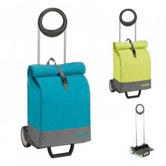 Wózek na zakupy bagażowy torba na kółkach 2w1 GIMI Marine