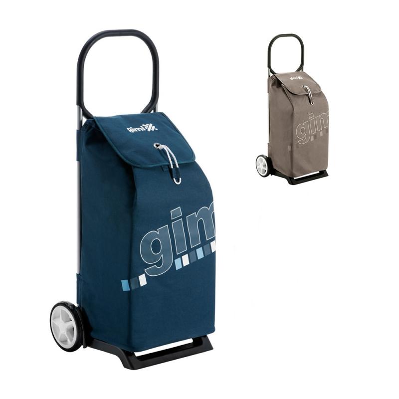 Wózek na zakupy torba na kółkach lekka pojemna 50l GIMI Italo GIMI Italo