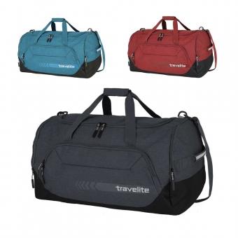 Duża torba podróżna do ręki XL z kieszenią na buty 120l Travelite