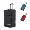 Średnia torba podróżna na kółkach kompresyjna miękka 60l Travelite