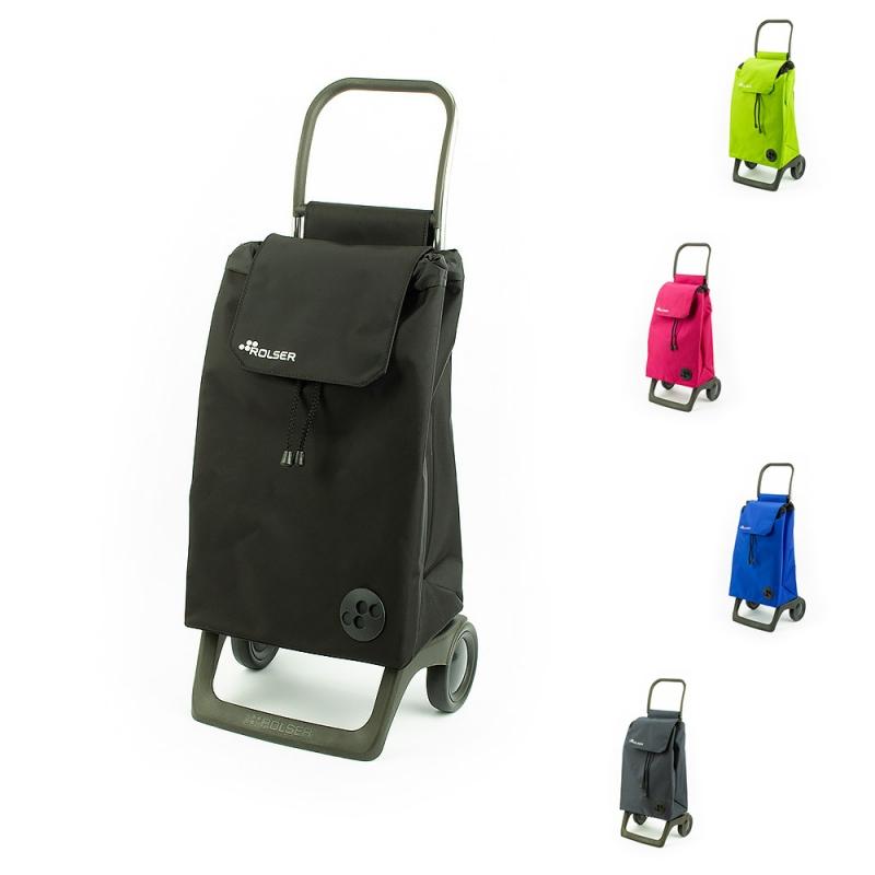 Torba wózek na zakupy na kółkach mały składany Rolser Baby012