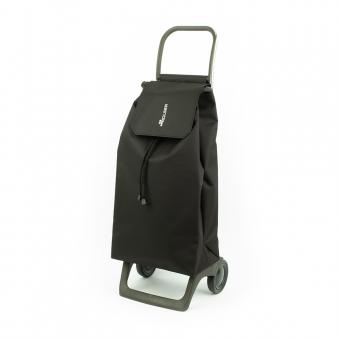 Torba wózek na zakupy na kółkach lekki składany Rolser JET001 czarny