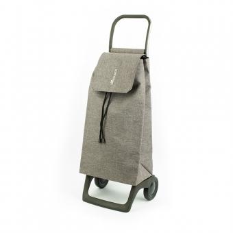 Torba wózek na zakupy na kółkach lekki Rolser Tweed JET038 szary