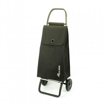 Torba wózek na zakupy na kółkach solidny Rolser Akanto AKA012 czarny