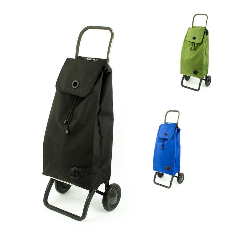 Wózek na zakupy torba na kółkach solidna Rolser Imax IMX001