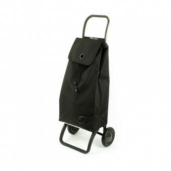 Wózek na zakupy torba na kółkach solidna Rolser Imax IMX001 czarny