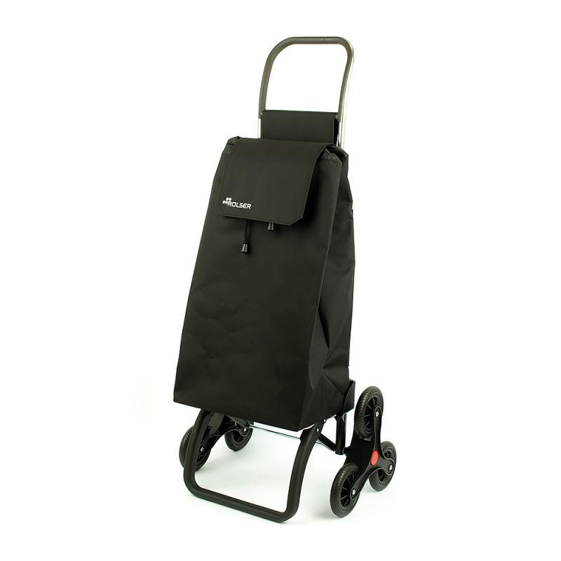 Wózek torba na zakupy na kółkach sześciokołowy Rolser Saquet SAQ006